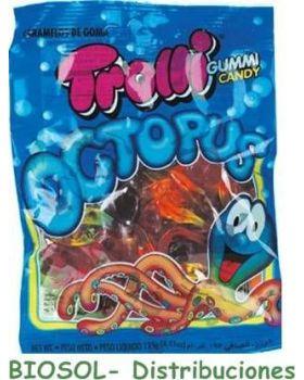Pulpos ( Octopus ) 100gr - TROLLI