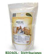 Bread Mix Classic 1kg -NATUR IMPROVER