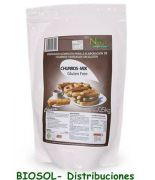 Churros Mix 500 gr -NATUR IMPROVER