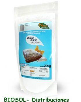Azúcar Glace 200 gr -NATUR IMPROVER