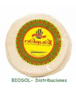 Tortas de Maiz mexicanas NAGUAL 8 unid .