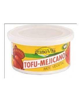 Pate BIO tofu mejicano 125gr -GRANOVITA