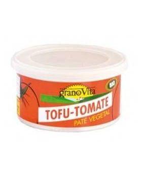 Pate BIO tofu tomate 125gr -GRANOVITA