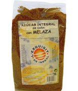 Azucar Integral de caña con melaza 1kg - EXQUISIT