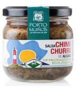 Salsa chimichurri de algas - PORTO MUIÑOS