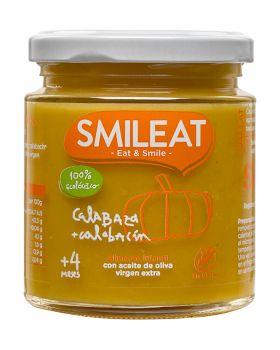Potito de Calabaza y Calabacin 230gr-SMILIAT