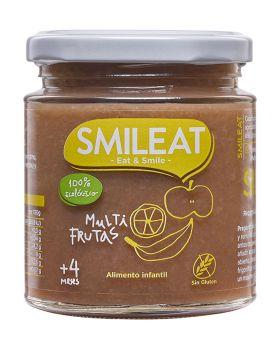 Potito Multifrutas BIO 230gr-SMILIAT