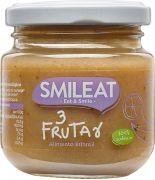 Potito de Tres Frutas BIO 130gr-SMILEAT