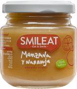 Potito de Manzana y Naranja BIO 130gr-SMILEAT