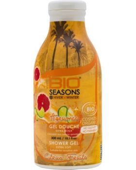 Gel Citrus Fruits BIO 300ml -BIO SEASONS