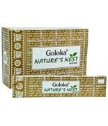 Nag champa GOLOKA NATURE´Nest incienso caja 16 gr