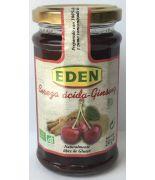 Mermelada de cereza acida- ginseng BIO 240 gr- GRANOVITA