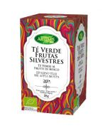 Té Verde frutas Silvestres FILTROS 20 uni. BIO