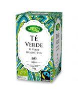 Té Verde , FILTROS 20 uni. BIO