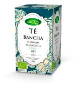 Te Bancha ( hojicha) 20 Filtros BIO