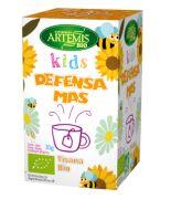 Defensamas Kids Tisana Bio ,FILTROS 20 uni. BIO