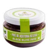 Paté de aceituna negra BIO 120gr