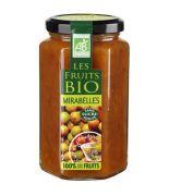 Mermelada 100% fruta de CIRUELA S/A BIO 300gr
