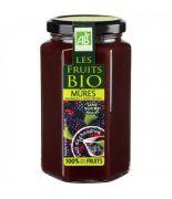 Mermelada 100% Fruta de MORA S/A BIO 300gr
