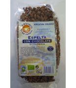 Espelta con Chocolate BIO 125gr