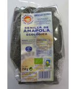 Semillas de amapola BIO 250gr