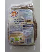 Semilla de lino Marrón BIO 250gr