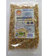 Muesli crunchy Almendra y Naranja BIO 250GR