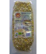 Copos de 5 Cereales BIO 500gr