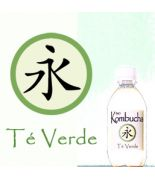 kombutxa mini Té verde BIO 33ml - KOMBUCHERIA