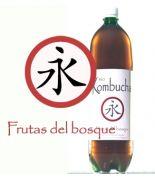 kombutxa 1,5 L Frutas del Bosque BIO- KOMBUCHERIA