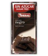 Chocolate fondant 75grs. s/a, sin gluten .
