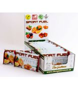 Barrita frutas naranja y almendras 40 gr- SPORT FUEL