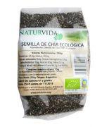 Chia Semillas 250 gr BIO- NATURVIDA