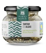 Tartar de algas al natural 212 gr .