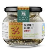 Tartar de algas al curry 212 gr .