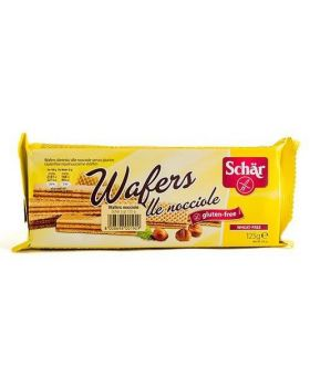 Wafer avellana 125grs .