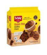 Magdalenas chocolate schar 150 gr..