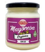 Mayonesa con AJO BIO 240ml HY-TOP