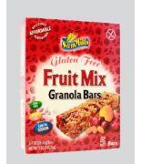 Barritas muesli de Frutas sin gluten 124 gr
