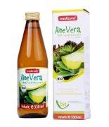 Aloe vera BIO 99,8% 330ml MEDICURA