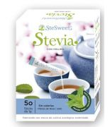 Stevia 50 sticks - STESWEET