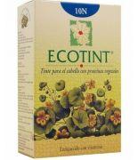 10-N Ecotint rubio platino 120 ml