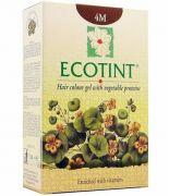 4-M Ecotint Castaño caoba 120 ml,.
