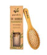 Cepillo de Pelo de Bambu PANDOO