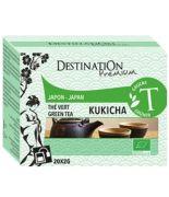 Té Kukitxa Japones BIO 20 Filtros - DESTINATION-