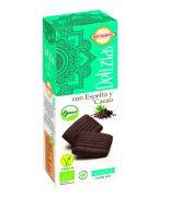 Delizias de Espelta y cacao con agave BIO 135gr