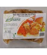 Seitan Filetes BIO Bolsa 300 GR