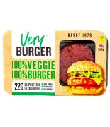 VERY BURGER Hamburguesa Vegana 220gr DELATIERRA