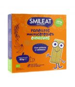 Panecitos multicereales 60gr Smileat