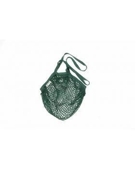 Bolsa Red Asa larga VERDE algodón EKO Turtle backs